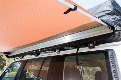 kings camping xm awning shade tent roof rack screen