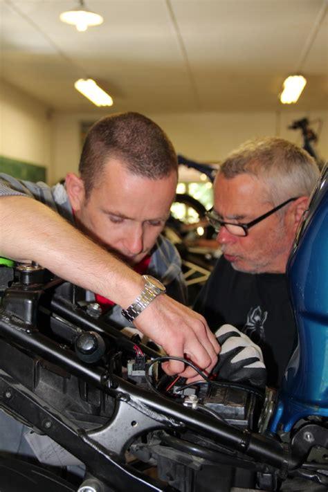 formation mecanique moto afpa moto culture le stage 233 lectricit 233 moto