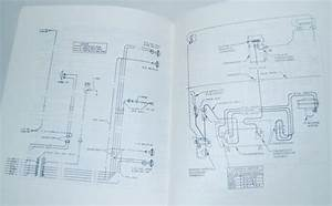 68 Chevelle El Camino Electrical Wiring Diagram Manual 1968
