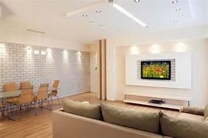 Spot Plafond Salon : i diversi tipi di luci incassate faretti e segmenti ~ Edinachiropracticcenter.com Idées de Décoration