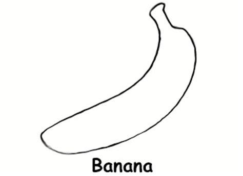 banana template well bananas and on