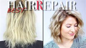 Hairstyle For Dry Damaged Hair Hair