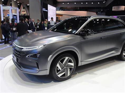 Hyundais zweite Generation der Brennstoffzelle im neuen ...