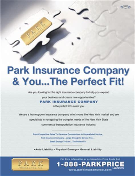 Park Insurance ads in Insurance Journal