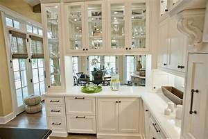 entrance cabinet design kitchen traditional with glass With kitchen cabinets lowes with decorative glass plate wall art