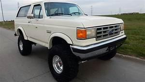 1987 Ford Bronco 5.0L, Automatic | Lot F54.1 | Kansas City 2016 | Mecum Auctions