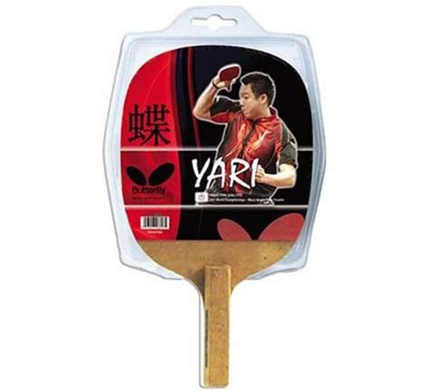 butterfly penhold yari table tennis paddle onlinesports com
