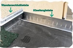Drainage Hauswand Aufbau : dachbegruenung selber bauen ~ Whattoseeinmadrid.com Haus und Dekorationen