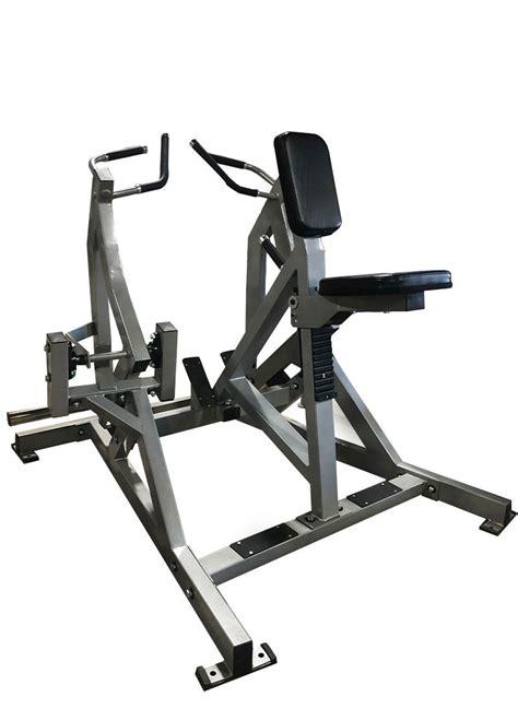 hammer strength iso lateral row  carolina fitness equipment