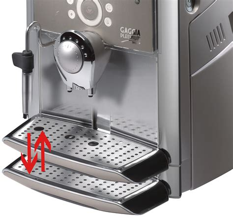 gaggia swing up gaggia platinum swing up espresso coffee cappucino machine