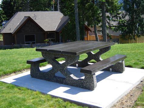 precast concrete picnic tables mackay picnic table standard mackay precast products