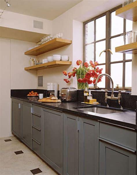 kitchen design ideas for small galley kitchens galley kitchen white cabinets black granite wonderful home