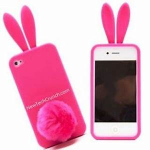 Pink Bunny Cute iPhone 5 Case for Girls | IPhone cases ...