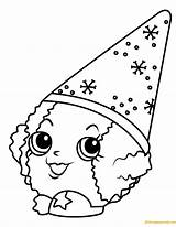 Coloring Shopkin Pages Shopkins Snow Crush Season Printable Toys Drawing Print Cone Colouring Dolls Printables Sheets Colour Coloringpages101 Characters Betty sketch template