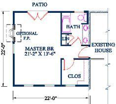 master bedroom floor plans  ensuite images