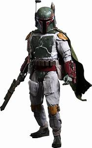 Star Wars | Boba Fett 1/4 Scale Hot Toys Action Figure ...