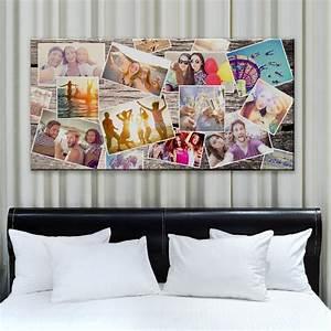Eigene Bilder Auf Leinwand : leinwand collage bedrucken fotocollage auf leinwand ~ A.2002-acura-tl-radio.info Haus und Dekorationen