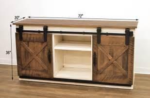leather livingroom furniture sliding barn door tv stand craft furniture