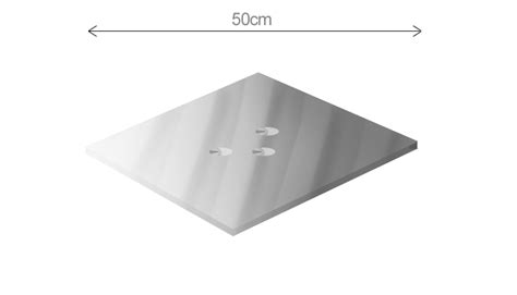 rectangle glass table top replacement replacement cyclops 50cm diameter square or round glass