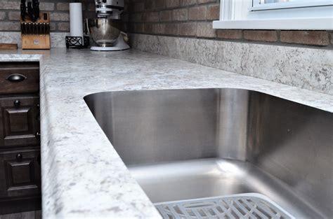 laminate countertop edge detail coved backsplash