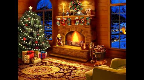 night  christmas screensaver youtube
