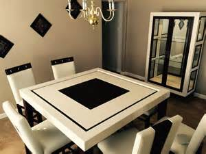 sofia vergara counter height dinning set glass curio yelp