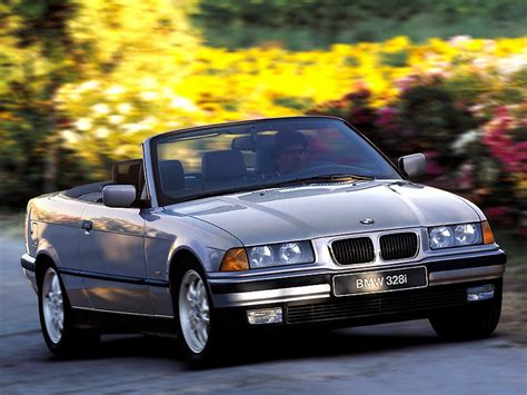 Bmw 3 Series Cabriolet (e36) Specs & Photos