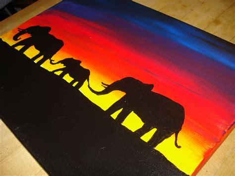 watercolor painting on plexiglass acrylic paint
