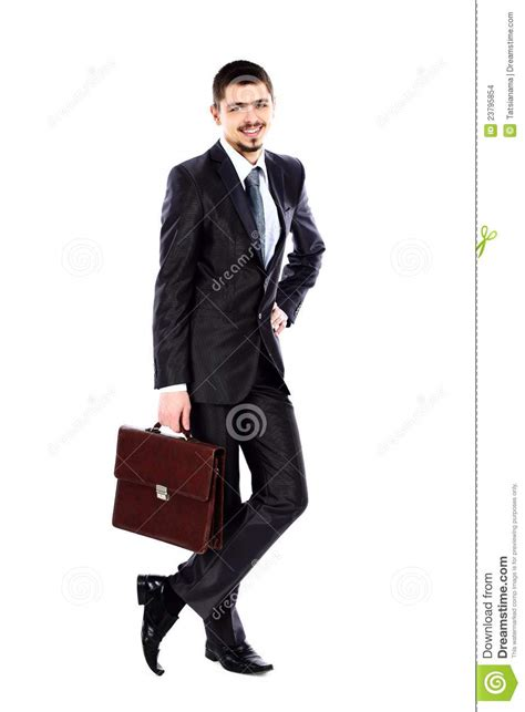 business man holding briefcase  hand stock images