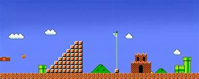 Mario Bros Super Backgrounds Wallpapers Wall