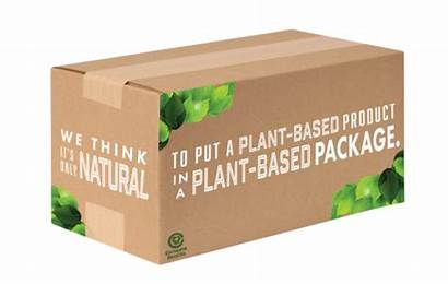 Plant Based Corrugated Packaging Natural Boxes Momentum