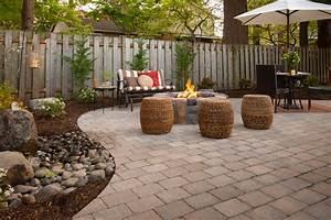 backyard pavers ideas patio contemporary with outdoor