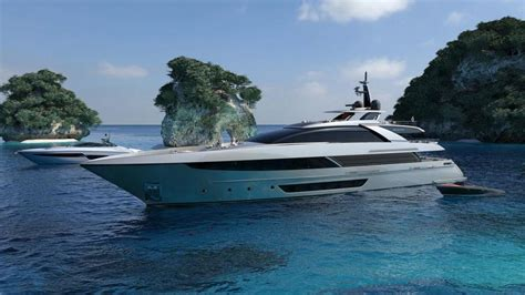 Riva Yacht Harbour by Motor Yacht Riva 50m Riva Yacht Harbour