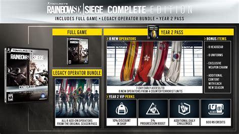Get Prepared For Year 2 Of Rainbow Six Siege  Rainbow Six® Siege Game News & Updates Ubisoft
