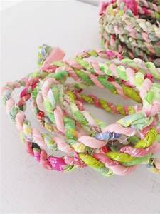 Pink, And, Green, Rope, Garland, Decoration, Girls, Nursery, Decor