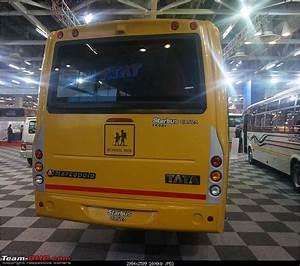 Tata Motors @ The Bus & Special Vehicle Show, 2015 - Team-BHP
