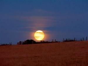 Harvest Moon Rising