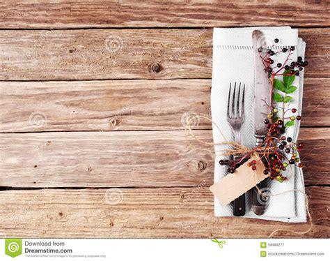 Besteck In Servietten by Dekorativer Autumn Table Mit Besteck Und Serviette