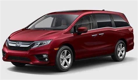compare  honda odyssey trim levels ms honda dealer