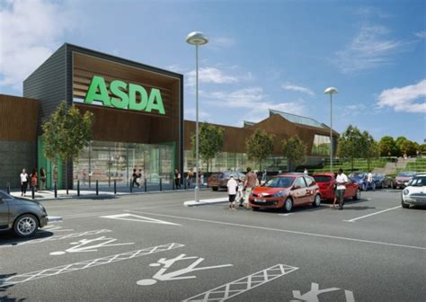 Work To Start Early Next Year At New Asda Superstore In
