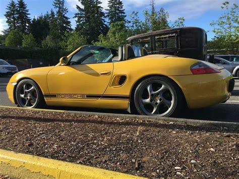spring spacers  forum  porsche boxster cayman