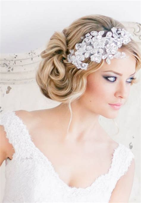 35 elegant wedding hairstyles for medium hair haircuts hairstyles 2019