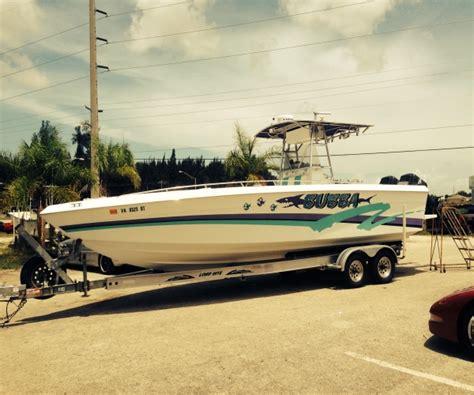 28 Foot Baja Boats For Sale by 1998 Baja Baja 280 Sportfish High Performance Boat For