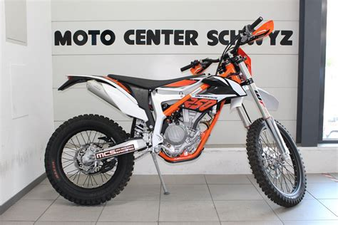 ktm freeride 250 f moto modello da dimostrazione acquistare ktm freeride 250