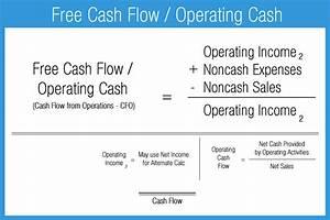Free Cash Flow Berechnen : free cash flow to operating cash flow ratio accounting play ~ Themetempest.com Abrechnung