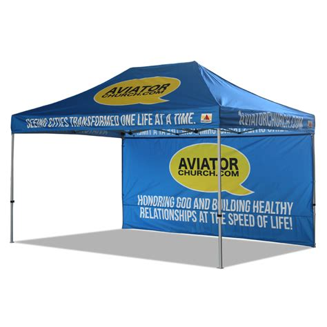 marques canap custom printed 10x15 marquee canopy pop up canopy w your