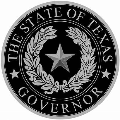 Governor Seal Texas Svg Abbott Office Wikipedia