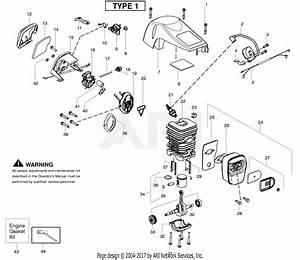 Poulan Pro Engine Diagram