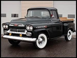 1959 Chevrolet Apache Pickup      Like Going Fast  Call Or