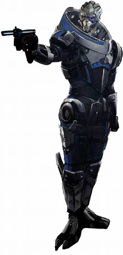 Garrus Vakarian Mass Effect Turian Wiki Character
